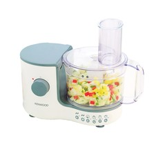 KENWOOD COMPACT FOOD PROCESSOR WHITE FP120