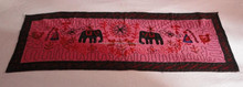 KTBC-30 Elephant print Indian handmade Designs tapestry Eye Catching Look Whole seller And Manufacturer