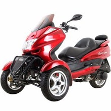 affordable price on Trike Gas Motor Scooters 150cc 3 Wheels Moped