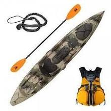 FREE SHIPPING FOR Ocean Kayak Trident 13 Kay_ak Angler Kayak - Deluxe Fishing Package, Ocean Kayak