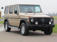 Mercedes-Benz G Class Wagon - Right Hand Drive - Stock no:11325