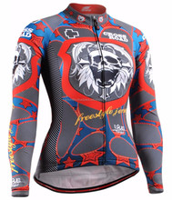 Cooldry Full Open Hidden Zipper Sublimated Cycling Jerseys, Custom Cycling Clothing