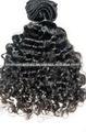 completo la cutícula del cabello indio