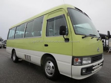 Used RHD Toyota Coaster Bus 29 PB-XZB40 MANUAL Drive 2007