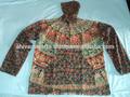impreso de algodón chaquetas para el verano 50 paquete de pc