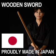 High quality sport equipment samurai sword made in japan wooden sword