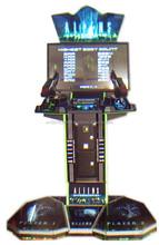 Shooting Gun Game Electric Defense Game Fire Machine Game