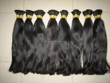Silky Natural Human Hair Extension Virgin Hair Soft Hair Remy 100% wholesale price