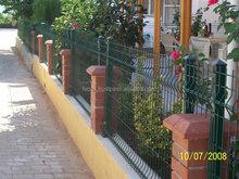 Garden Fence, Welded Wire Mesh, Garden PVC coated mesh