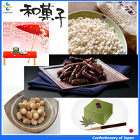Hot-selling and Flavorful japanese sweets, OEM available