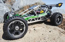 For New Brand New XTM Rail 1 8 4WD RTR Off-Road Rail Buggy Brushless