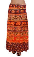 de moda las mujeres's ropa de playa pareo de algodón estilo falda envolvente