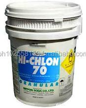 Calcium Hypochlorite (Chlorine) - Niclon, Hichlon, Sinopec