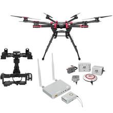 DJI Phantom RC Quadcopter Drone for GoPro Hero 3 2 1 Camera -Aerial Quad UAV GPS