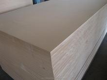 Raw MDF - Mix hardwood - High Density - Glue E1