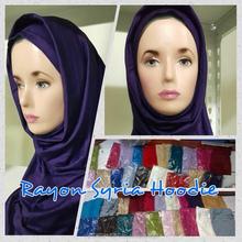 Instant Shawl Rayon Syria Hoodie