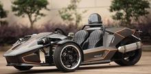 Promo Sales For ZTR Trike 250CC 4 Valves 24 HP