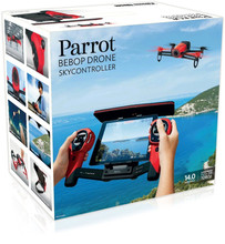 NEW YEAR FREE SHIPPING Details about Parrot Yellow Bebop Drone with Skycontroller IN STOCK