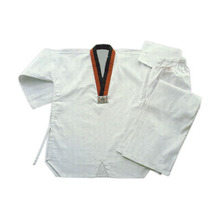 KIDS taekwondo uniform/wtf custom taekwondo uniform/suit
