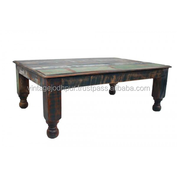Reclaimed wood dining table buy heavy wood dining table reclaimed