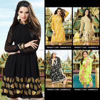 Pakistani Designer Long Kurtis 2014