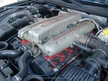 Ferrari Used engine for F550 maranello