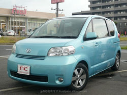 Good looking and Reasonable right hand steering vehicle toyota Porte 2007 used car with Good Condition made in Japan