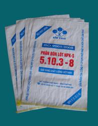 New product transparent PP woven rice bag 25kgs/50kgs