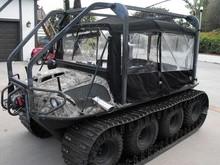Promotional Sales On 2014 Argo HDi Amphibious ATV UTV with Suspension Seats