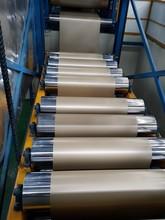 1100/3003 series PE/PVDF Grey Color Coated Aluminum Coil For Aluminum Curtain Wall Board