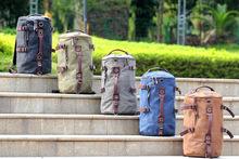 2014 New 5 Colours Premium Quality Fashionable Unisex Canvas BagLarge Capacity Multi Functional Laptop Tablet Gadgets Sport bags