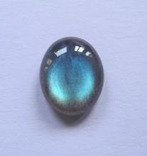 Top AAA Quality Blue Flash Labradorite Oval Cabochon Loose Gemstone