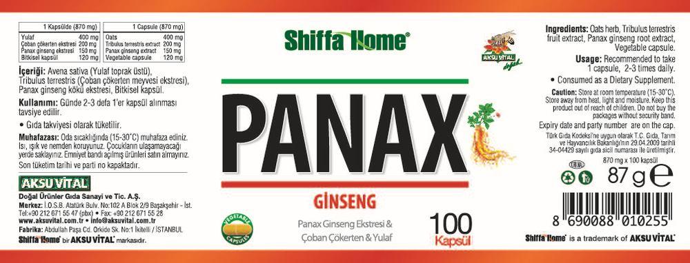 Panax SH-01