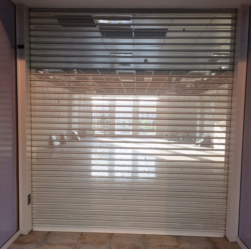 Roll up doors buy containers interior