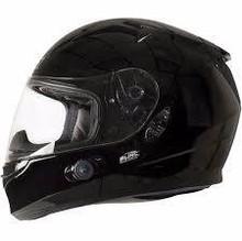 BUY 2 GET 1 FREE For O'Neal Racing Commander Bluetooth Motorcycle Helmet Large Black