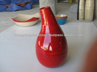 Curve and Tall Bamboo VASE- Best Selling Handicrafts