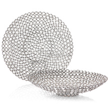 CRYSTAL FRUIT TRAY FOR WEDDING/PARTY/HOME/HOTEL USE AND PROMOTIONAL GIFTS ON SALE