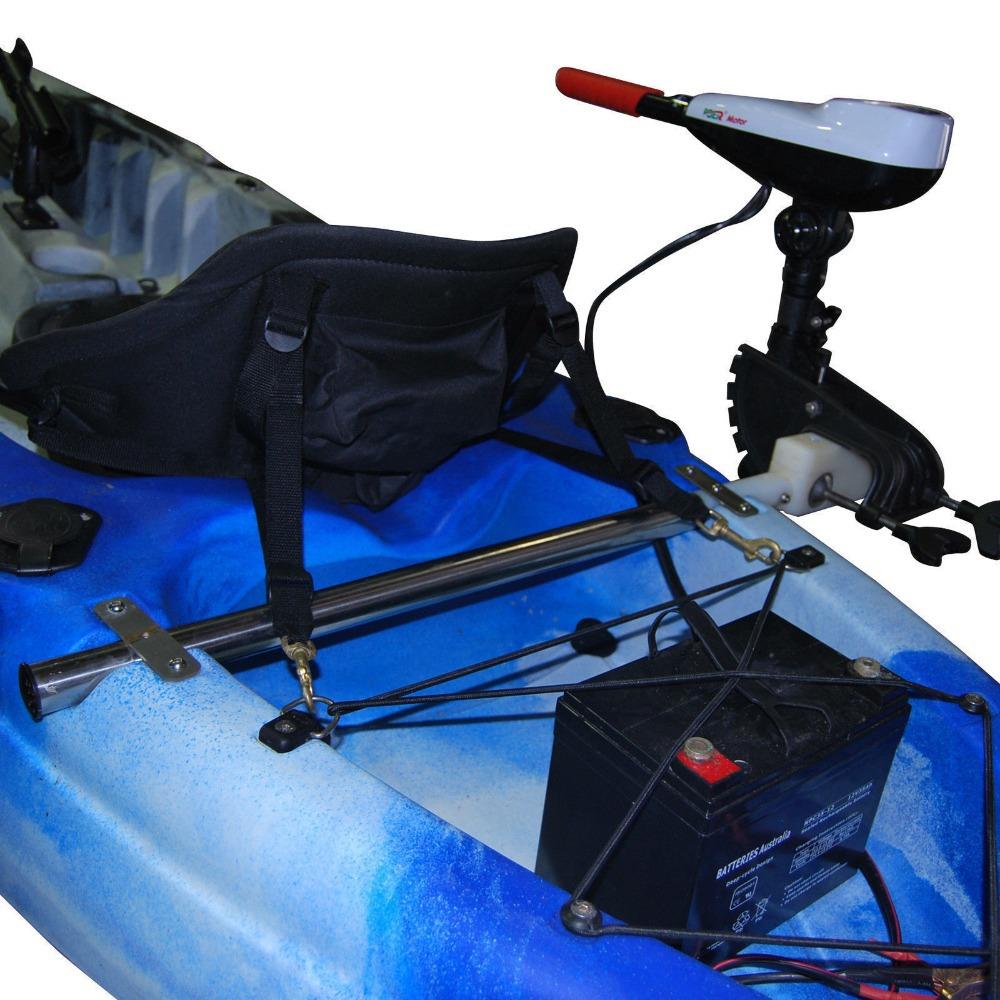 Double Kayak Fishing Sit On Top Swivel Rod Holder 2 5