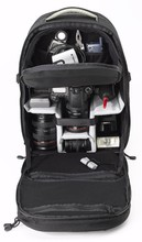 Trvel WaterProof Professional DSLR Camera Backpack Camera Bag With Wheels