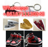 2q2 air nike jordans sneakers men's jordan basketball nike gift silicone bracelet 3d air HUaraCHE keychains nike air jordan men