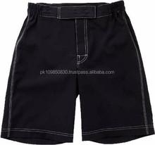 2015 hotsale men basic spandex garment dye wash basic shorts