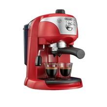 DELONGHI MOTIVO ESPRESSO COFFEE MACHINE RED