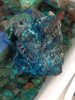 Israel Chrysocolla Raw Stone For sale Alibaba From India at lowest Price