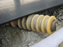 Polyurethane Wheels for Mining Conveyor Belts