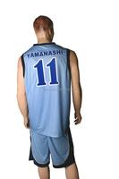 Healong No Logo Wholesale basketball uniforms wholesale basketball jersey brown color