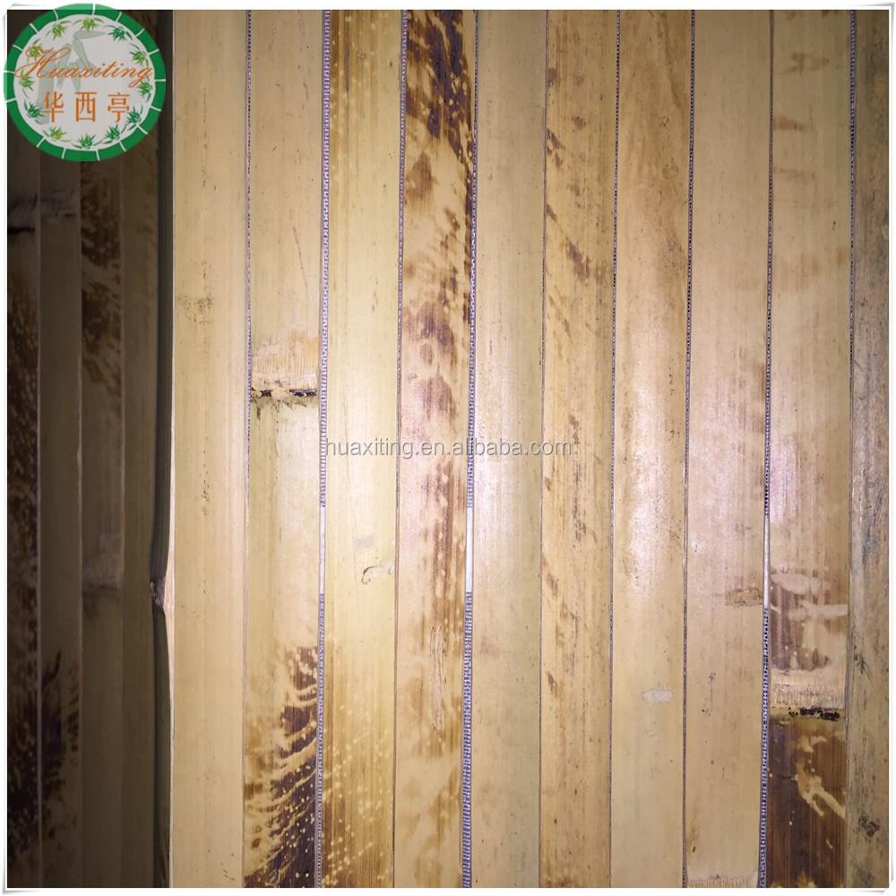 4 39 39 x 8 39 bambou rev tement mural en plein air papiers for Revetement mural bambou