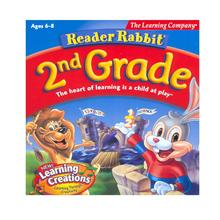 Reader Rabbit 2nd Grade - Learning Creations Software