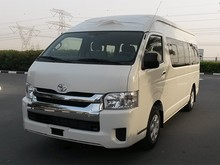 TOYOTA HIACE 2.5L COMMUTER - GL HIGH ROOF GL