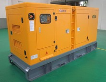 CE Approved silent 30kw dieesel generator powerd by cummins engine