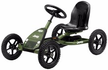 Buy 3 get 1 free Berg Toys Special Edition Pedal Go Kart, Black